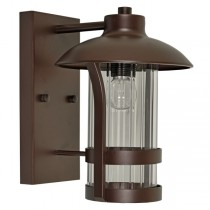 Laney Traditional Lighting Exterior Wall Lights Brown Outdoor