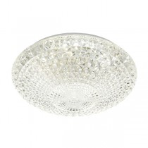 Lilac 28 18w LED Oyster Light Telbix Lighting