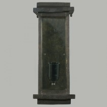 Loft Exterior Wall Sconce Light Antique Bronze Outdoor Traditional Lighting