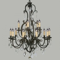 Grand Chandelier Louis 15th Lighting Pendants French Classical Lights