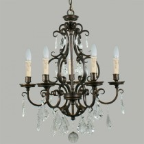 American Hanging Lights Louis 15th Pendants Lighting French Provincial