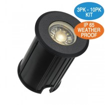 LUC G3 Lights LED In Ground Uplighter Driveway Garden Lighting Pathway