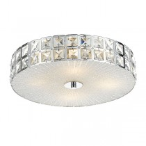 Marisa 40 Crystal Oyster Light