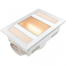 Marvel LED Bathroom Heater White Exhaust Light Fans IXL 3in1