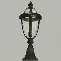 Mayfair Exterior Lighting Pillar Mount Brick Post Top Outdoor Lights Lode International