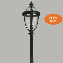 Mayfair Domain Lighting Outdoor Heavy Duty Exterior Post Lights Driveway Bollard