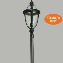 Mayfair Outdoor Post Lights Bollard Exterior Lighting Traditional Driveway