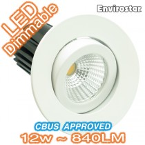 Designer LED Downlight MDL403 70mm Gimble Tilt Kit