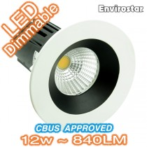 LED Downlight Black MDL601 Telbix Designer Downlight Kit