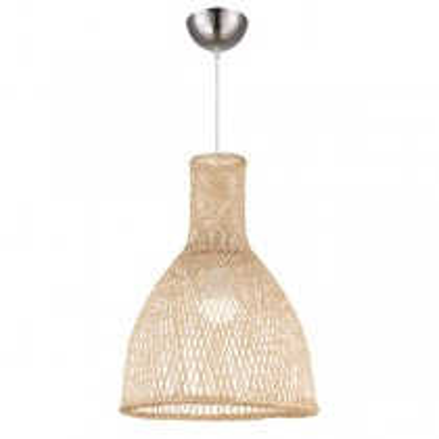 Coastal Bamboo Lighting M3 Replica Ay Illuminate Rattan Pendants Lights Meesha Marden Design