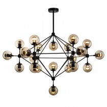 Designer LED Lighting 21 Lights Chandelier Replica Modo Jason Miller Pendants