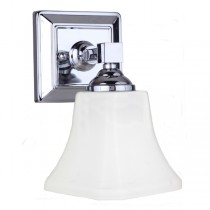 Monroe Wall Lights Chrome Vanity Sconce Contemporary Lighting Lode International