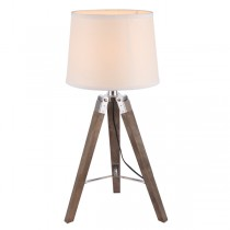 Lighting Wooden Morang Table Lamps Old Wood