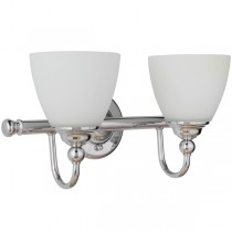 Wall Lights Nova Chrome Vanity Sconce Contemporary Lighting Lode International
