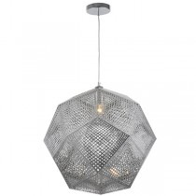 Chrome Etch Ball Lighting Pendants Replica Tom Dixon Lights Designer