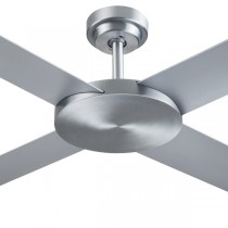 "Ceiling Fans Revolution3 52"" AC Polymer Brushed Aluminium Hunter Pacific"