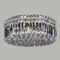 Crystal Flush Ceiling Lighting Rotondo Classical Lights Lode International