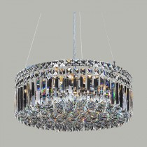 Rotondo Lights Pendants Round Ceiling Traditional Crystal Lighting