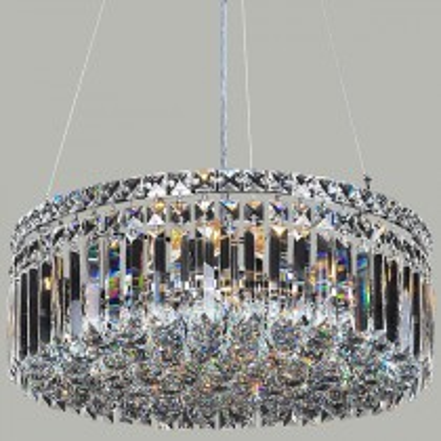 Crystal Lighting Hanging Chandelier Pendant Lights Rotondo Lode International