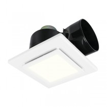 Brilliant 20398 Sarico LED Bathroom Fan Exhaust Light Combo
