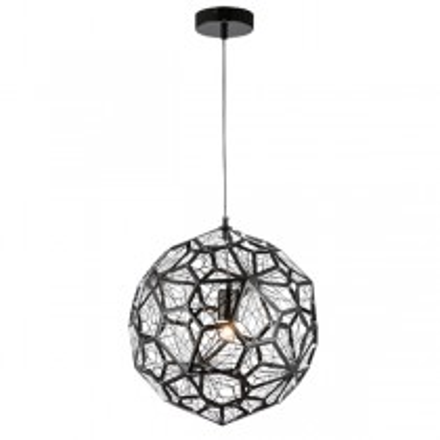 Replica Tom Dixon Pendants Lights Black Etched Sphere Lighting Modern