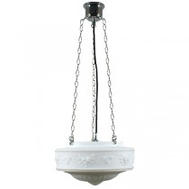 Senator 3 Chain Pendants Lights Chrome Suspensions Lode Lighting Traditional