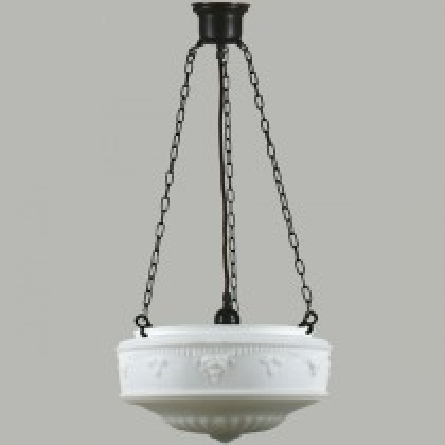 Black Lode International Senator 3 Chain Pendants Lights Suspensions Lighting Traditional