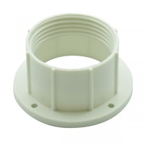 Deep Shade Ring E27 B22 Plastic Pendant Lamp