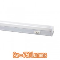 LED Batten Lights Slimline 9w Linkable Diffused Kitchen Pelmet DIY Lighting