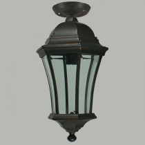 Exterior Under Eave Lights Strand Antique Bronze Patio Traditional Lighting