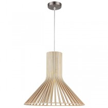 Cheap Coastal Pendants Lights Replica Seppo Koho Puncto Lighting Bamboo Timber