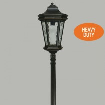 Tilburn Heavy Duty Exterior Post Lights Driveway Bollard Lighting Lode International