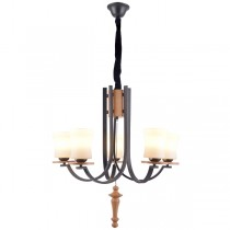 Trump Lighting American Timber Chandelier Lights Pendants Wrought Iron