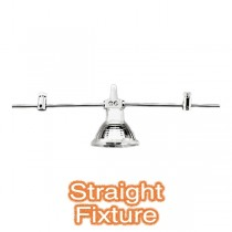 Straight Fixture Trapeze Lighting Commercial Ceiling Shop Window Light