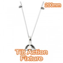 Tilt Action Fixture 200mm Trapeze Lighting Commercial Ceiling Shop Window Light