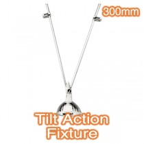Tilt Action Fixture 300mm Trapeze Lighting Commercial Ceiling Shop Window Light