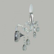 Venice Crystal Lighting Classical Wall Sconce Lights