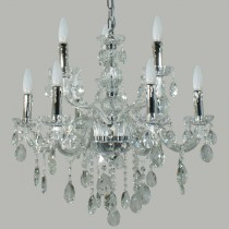 Venice Crystal Chandeliers Lode International Lighting Hotel Pendants