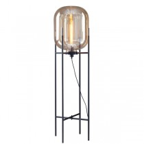 Floor Lamps Industrial Replica Oda Pulpo Sebastian Herkner Amber Glassware Black Lights