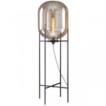 Large Black Industrial Floor Lamps Replica Oda Pulpo Sebastian Herkner Lights