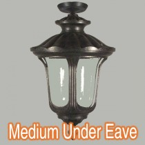 Outdoor Traditional Lights Waterford Exterior Under Eave Lighting Lode International