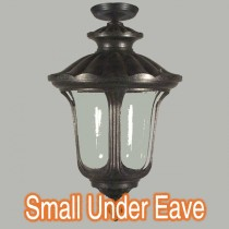 Waterford Outdoor Lights Patio Under Eave Lode International Lighting Exterior Black