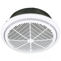 High Speed Cuction Bathroom Fan White Whisper 325 18204 Brilliant Lighting