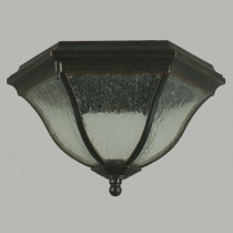 Wickham Traditional Exterior Lighting Bronze Period Outdoor Lights