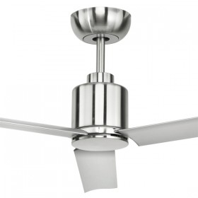 "Aluma 52"" DC Metal 3Blade Ceiling Fan - Satin Nickel"