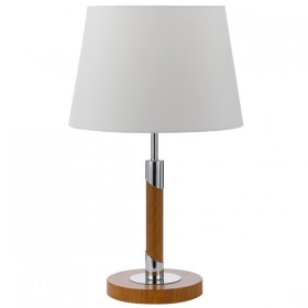 Belmore Table Lamp - Teak