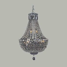 Classique Medium 5Light Basket Light