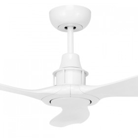 "Concorde2 58"" DC Moulded 3Blade Ceiling Fan - White"