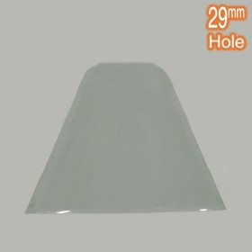 Cono Glass Shade - Clear