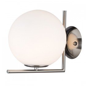 Drake Wall Light - Nickel